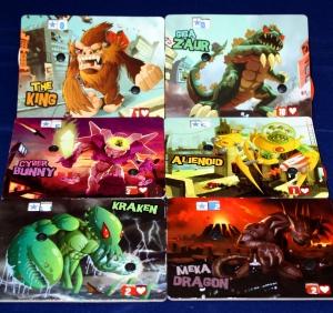 Meet the Original Monsters!
